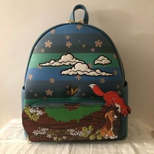 The Fox and the Hound Mini Backpack